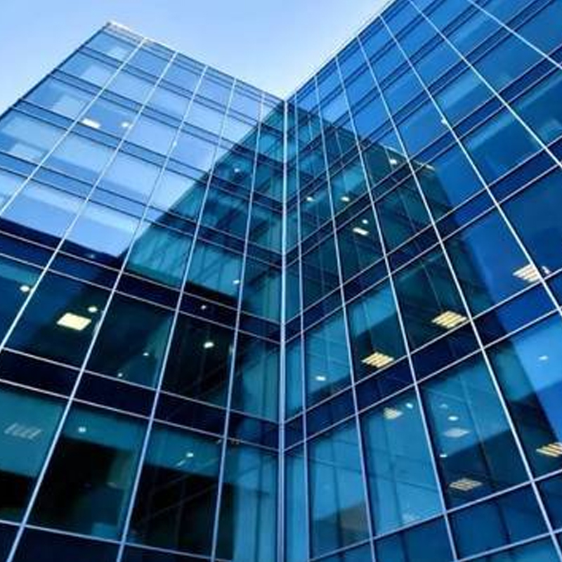 Aluminium Glass Curtain Wall